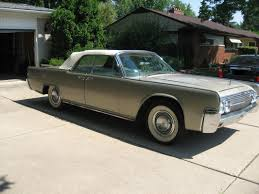 1964 Lincoln Continental Interior 1964 Lincoln Convertible Antique Classics Rods And More Car