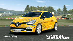 renault clio v6 modified image showcase renault clio cup jpg real racing 3 wiki