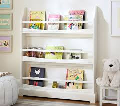 Display Bookcase For Children Madison 3 Shelf Bookrack Pottery Barn Kids