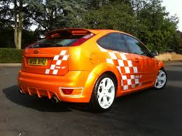ford focus st 2 3dr hatchback high specification full service