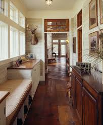 dark dining room dark wood floors kitchen contemporary with baseboards dining room