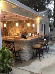 best 25 outdoor kitchen bars ideas on pinterest farmhouse