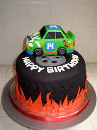 grave digger monster truck cake nascar tire cake with flames tire cake nascar tires and tired