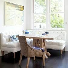 table cuisine design coin repas convivial grâce à une banquette d angle design design