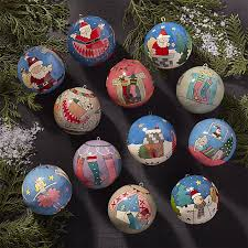 shop set of 12 twas the before ornaments our set