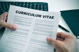 cv writing how to
