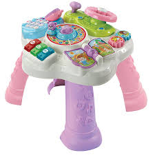 table eveil bebe avec siege tableaux d activités tapis et table d éveil bébé vtech jouet d