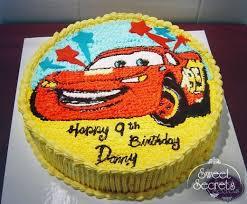 lightning mcqueen cakes cars birthday cakes mater cake sweet
