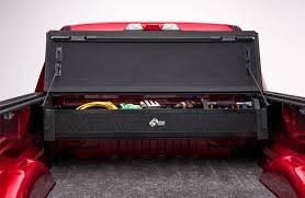 2015 2018 ford f 150 hard folding tonneau cover bakflip mx4 448329