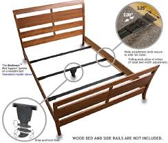 full bed beam support bed frame supports thesleepshop com