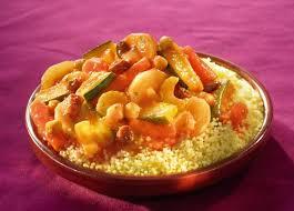 cuisiner un couscous couscous d agneau aux légumes maggi