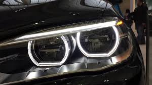 2016 bmw x5 headlight signal up