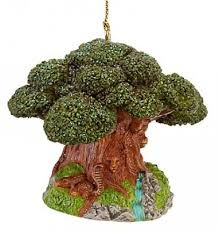 tree of walt disney world resort ornament from our