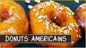 donuts hervé cuisine recette des donuts américains