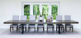 Walnut Dining Room Sets Large Contemporary Dining Room Tables U2022 Dining Room Tables Design