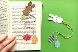 bunnies for easter bunny bookmark design for easter ted s