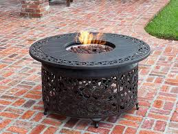 Gas Fire Pit Ring by Outdoor Gas Fire Pit Designs