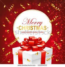 merry happy new year stock vector 535504057