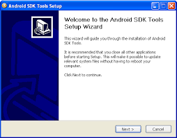 windows xp for android installing android sdk tools in windows xp
