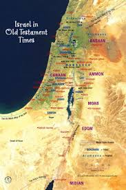 Isreal Map Israel In Old Testament Times God U0027s Word The Holy Bible