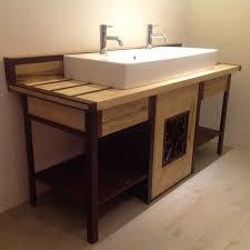 si e de bain pour b meuble vasque fer forge salle de bain newsindo co