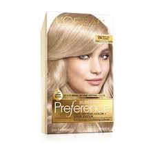 Light Golden Blonde Hair Color Hair Color Application Superior Preference L U0027oréal Paris