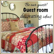 guest bedroom decorating ideas guest room decorating ideas this makes that