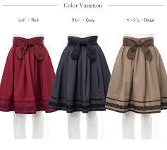 sash ribbon secrethoney rakuten global market sash ribbon style skirt 10