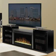 Black Electric Fireplace The Best Dimplex Marana Black Electric Fireplace Media Console