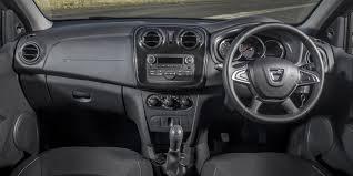 sandero renault interior dacia sandero interior practicality and infotainment carwow