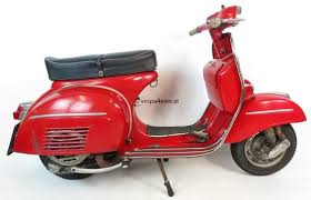 vespa 180 ss vintage scooter in rare original condition and paint