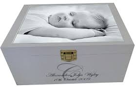 wooden baby keepsake box memory keepsake ideas moments memfies