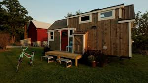 Backyard Tiny House The Watertown By Wishbone Tiny Homes Tiny House Town