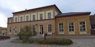 Bad Belzig Zukunft Bahnhof Bahnhofsgebäude Nutzen U2013 Kaufen U2013 Mieten