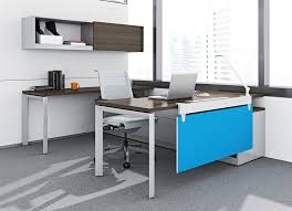 Steelcase Computer Desk Steelcase Answer Freestanding For Private Offices Alcatraz