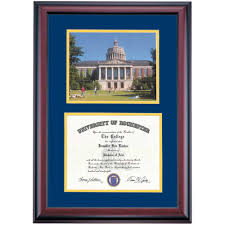 of alabama diploma frame of rochester diploma frames diploma display ocm