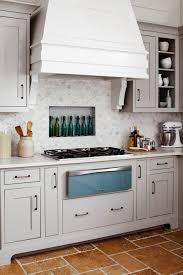 white kitchen cabinets with hexagon backsplash 48 beautiful kitchen backsplash ideas for every style