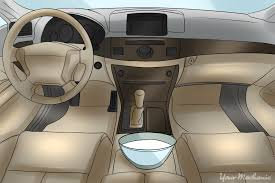 Car Interior Smells How To Clean Up Vomit In Your Car Yourmechanic Advice
