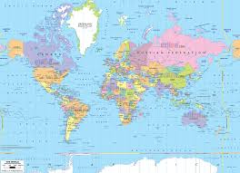 Countries Map Google Image Result For Http Www Ezilon Com Maps Images World