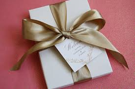 wedding invitations in a box luxurious new york wedding invitation