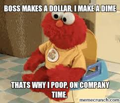 Meme Poop - poop work elmo animated gif popkey