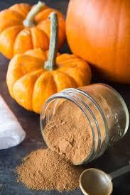 pumpkin pie spice recipe say grace