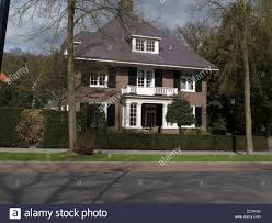 Small Country House Large Country House In The Quite Suburbs Of A Small Dutch Town