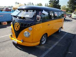 orange volkswagen van thesamba com reader u0027s rides view topic orange vw fest