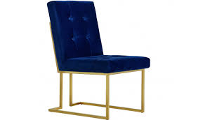 714 pierre dining room set in rich gold u0026 navy by meridian
