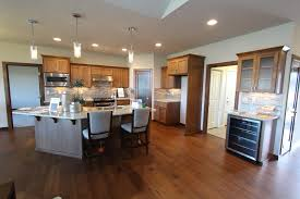 Standard Upper Kitchen Cabinet Height by Affordable Custom Cabinets Showroom