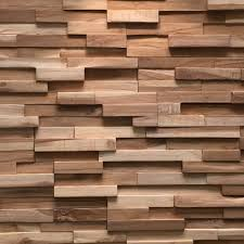 wood pannel 3d wood panel ultrawood teak firenze of the brand rebel of styles
