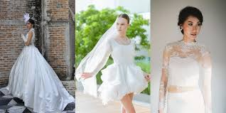 thai wedding dress trendy wedding dresses from 3 thai designers runway that you must