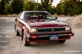 vintage honda accord 1982 honda prelude sport coupe concord ca carbuffs concord