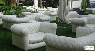 Inflatable Sofa 15 Best Inflatable Outdoor Sofas Perfect For Backyard Fun